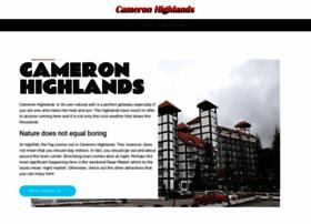 cameron-highland-destination.com