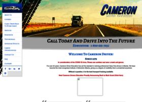 camerondriver.com