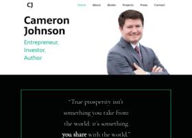 cameronjohnson.com