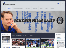 cameronmillsradio.com