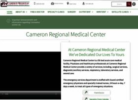 cameronregional.org