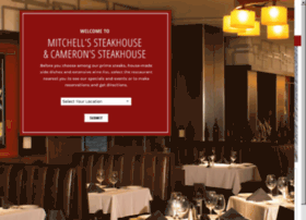 camerons-steakhouse.com