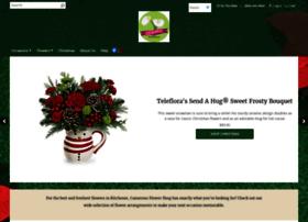 cameronsflowers.com