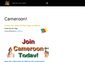 cameroon.eventpages.org