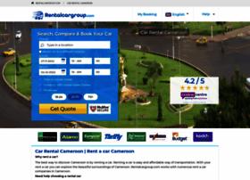 cameroon.rentalcargroup.com