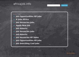 cameroun.africajob.info