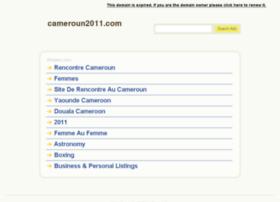 cameroun2011.com