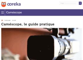 camescope.comprendrechoisir.com