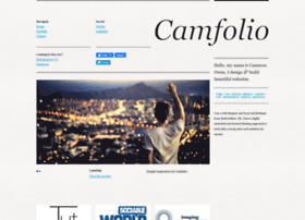 camfolio.co.uk
