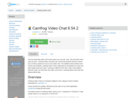 camfrog-video-chat.updatestar.com