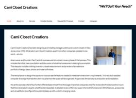 camiclosetcreations.com