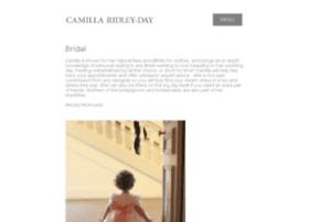 camillaridleydaybridal.com