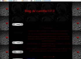 camille1313.eklablog.net