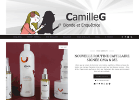 camilleg.fr