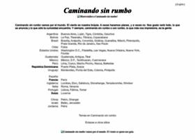 caminandosinrumbo.com