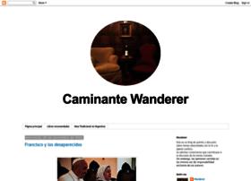 caminante-wanderer.blogspot.com
