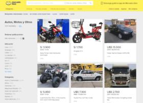 camioneta.mercadolibre.com.pe