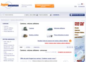 camions-voitures-utilitaires.hyperannonces.fr