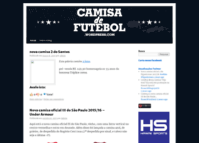 camisadefutebol.wordpress.com