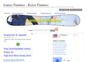 camisasfemininas.net