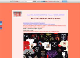 camisetasdemusica.galeon.com