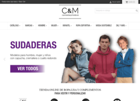 camisetasymoda.es