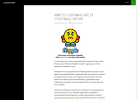 camisfootball.wordpress.com