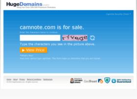camnote.com