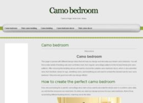 camobedroom.com
