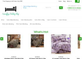 camouflagebeddingshop.com