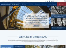 campaign.georgetown.edu