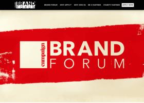 campaignbrandforum.com
