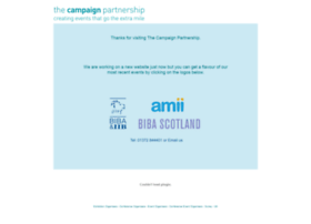 campaignpartners.co.uk