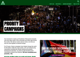 campaigns.greens.org.au