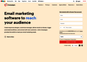 campaigns.zoho.com