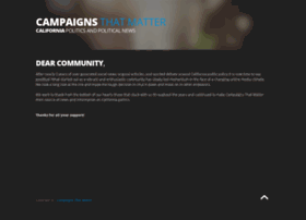 campaignsthatmatter.com