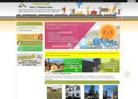 campamentoscaracuel.com