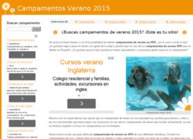campamentosverano2013.es