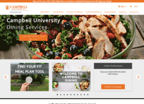campbell.campusdish.com