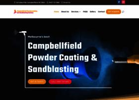 campbellfieldpowdercoating.com.au