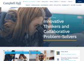 campbellhall.org