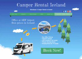 camperrentaliceland.com
