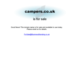 campers.co.uk