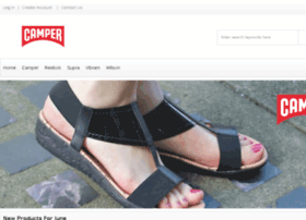 campershoesoutletstore.com