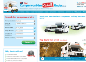 campervanhiresalefinder.co.nz