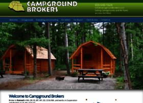 campgroundbrokers.com