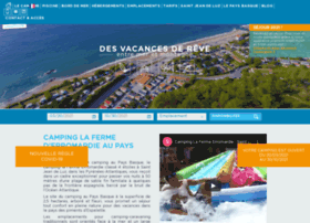 camping-erromardie.com