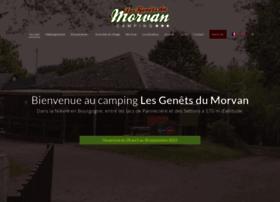 camping-genets-morvan.com
