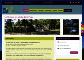 camping-lac-vercors.com
