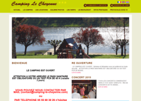 camping-le-cheyenne.com